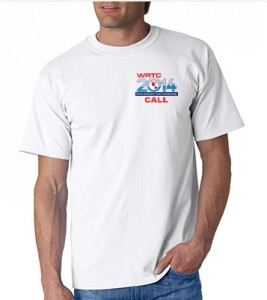 WRTC Logo shirt with Call Sign